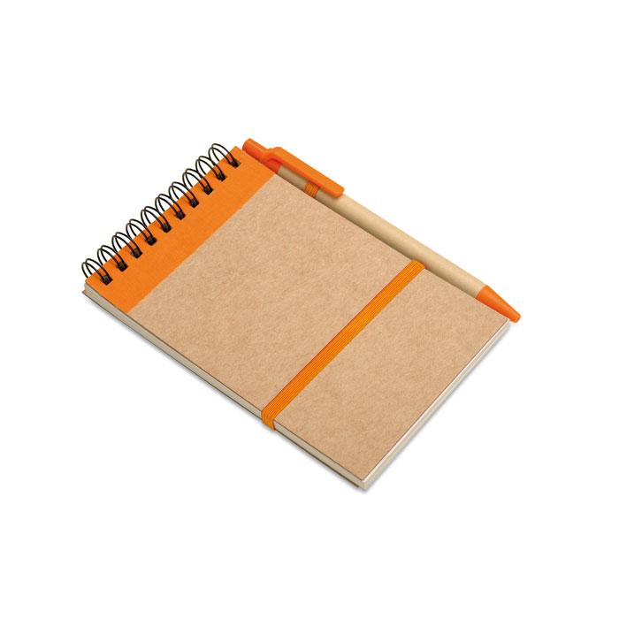 libreta-mini-cartón-reciclado-1