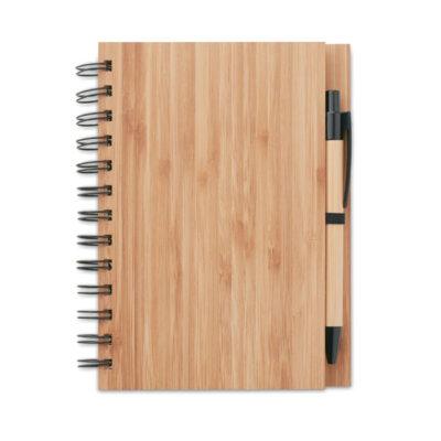 libreta-personalizada-A5-bambu-1