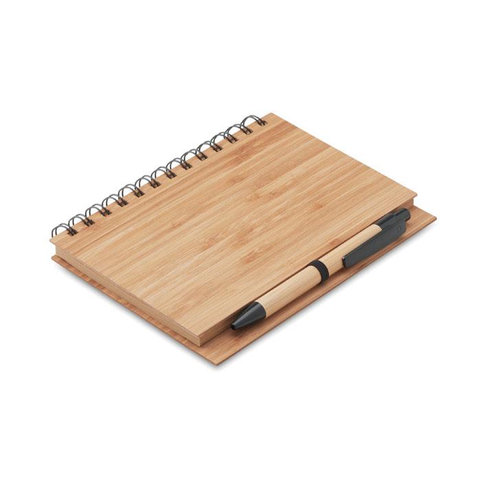 libreta-personalizada-A5-bambu-2