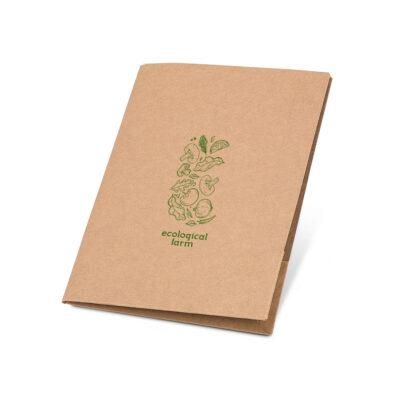 carpeta cartón personalizada
