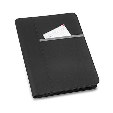 porta folios con logo para empresas