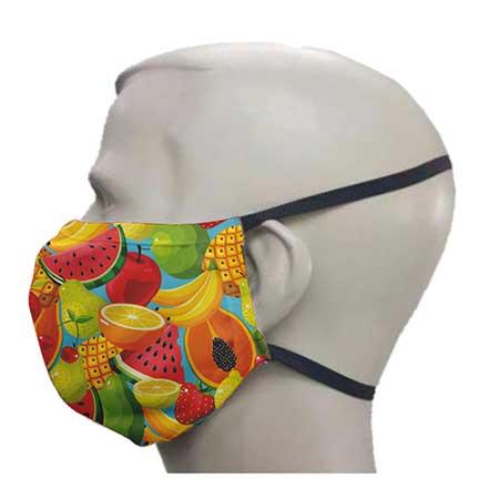 mascarillas de tela personalizadas baratas