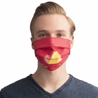 mascarillas reutilizables personalizadas