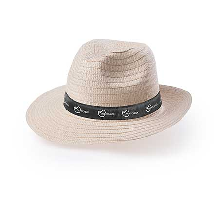 sombrero fibra sintética