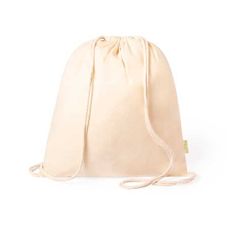mochila cuerdas algodón orgánico