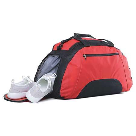 mochila deporte con bolsillo calzado