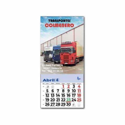 calendario imán personalizado
