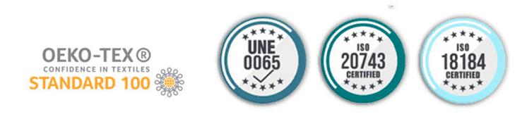 certificaciones mascarillas reutilizables homologadas