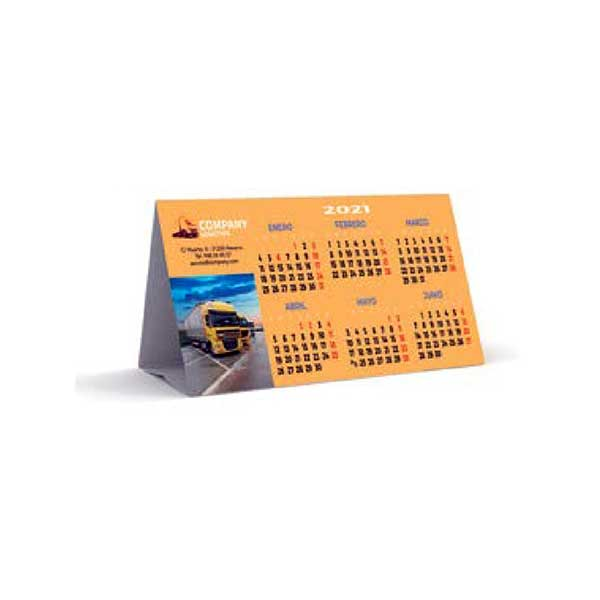 calendarios personalizados de de sobremesa