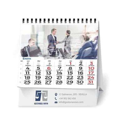 calendarios personalizados con logo