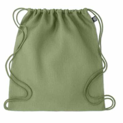 mochila cuerdas material ecológico