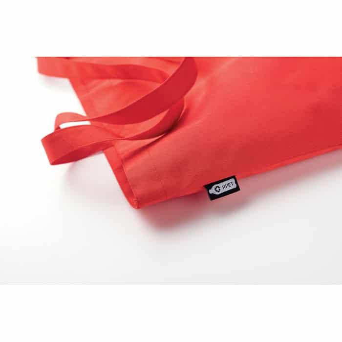bolsa tela personalizada fabricada material reciclado