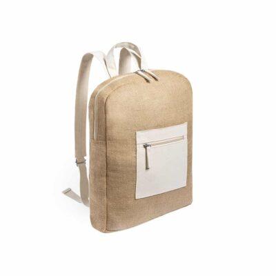 mochila sostenible personalizada