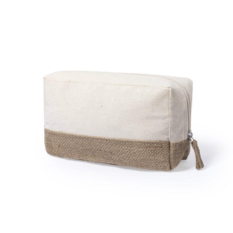 neceser yute algodón natural